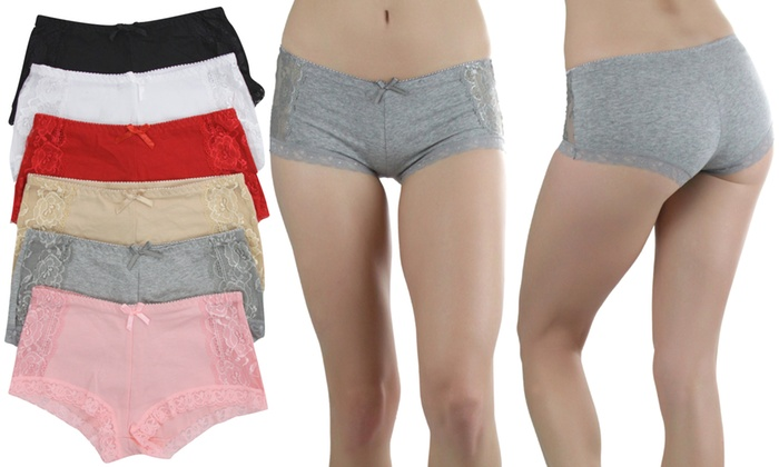 Types Of Underwear Every Woman Should Know About