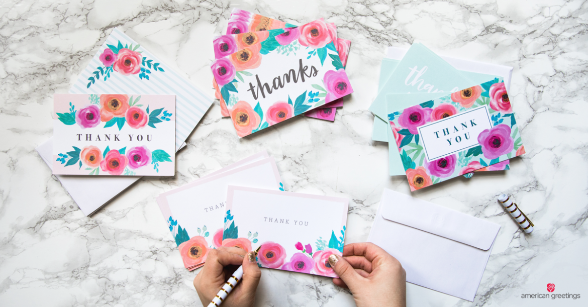 Points to Remember While Making Thanking Note For Wedding Gifts